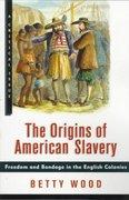 The Origins of American Slavery 0 9780809016082 0809016087