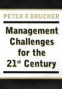 Management Challenges for the 21st Century 21st edition 9780887309984 0887309984