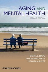 Aging and Mental Health 2nd Edition 9781405130752 140513075X