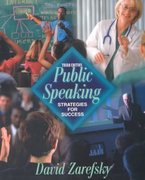 Public Speaking 3rd edition 9780205334438 0205334431