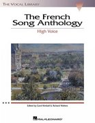 The French Song Anthology 0 9780634030796 0634030795