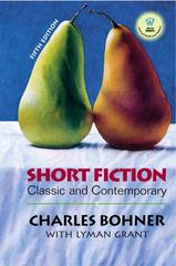Short Fiction 5th Edition 9780130406835 013040683X
