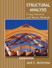 Structural Analysis 4th Edition 9780470036082 0470036087