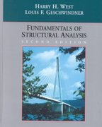 Fundamentals of Structural Analysis 2nd edition 9780471355564 0471355569