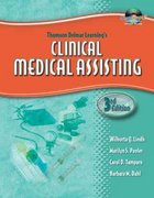 Workbook for Lindh/Pooler/Tamparo/Dahl's Delmar's Clinical Medical Assisting, 3rd 3rd edition 9781401881337 1401881335