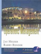 Operations Management 7th edition 9780131016125 0131016121