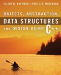 Objects Abstraction Data Structures and Design Using C plus plus