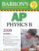 Barron's AP Physics B 4th edition 9780764137068 0764137069