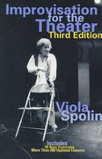 Improvisation for the Theater 3rd Edition 9780810140080 081014008X