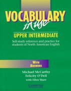 Vocabulary in Use Upper Intermediate with Answers 0 9780521577687 0521577683