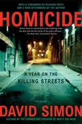 Homicide 1st Edition 9780805080759 0805080759
