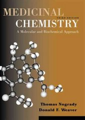 Medicinal Chemistry 3rd Edition 9780195104561 0195104560