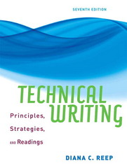 Technical Writing 7th edition 9780205603404 0205603408