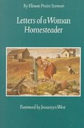 Letters of a Woman Homesteader 1st Edition 9780803251939 0803251939