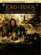 Lord of the Rings Instrumental Solos for Strings 0 9780757923296 0757923291