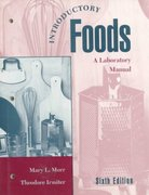 Introductory Foods 6th Edition 9780023841422 0023841427