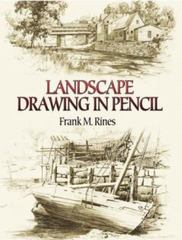 Landscape Drawing in Pencil 1st Edition 9780486450025 0486450023