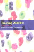 Teaching Statistics: A Bag of Tricks 0 9780191588389 0191588385