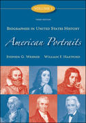 American Portraits 3rd edition 9780073534558 0073534552