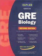 Kaplan GRE Biology 2nd Edition 9780743241380 074324138X