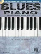 Blues Piano 1st Edition 9780634061691 0634061690