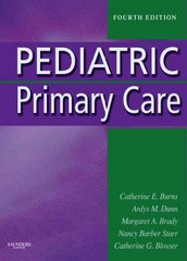 Pediatric Primary Care 4th Edition 9781416040873 1416040870