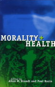 Morality and Health 1st edition 9780415915823 0415915821