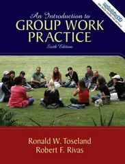 Introduction to Group Work Practice, An 6th edition 9780205593828 0205593828