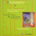 PsychInquiry for Myers's Psychology 8th edition 9780716776284 0716776286