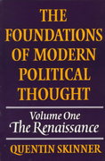 The Foundations of Modern Political Thought 0 9780521293372 0521293375