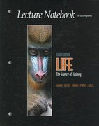 Life Lecture Notebook 8th edition 9780716778943 0716778947
