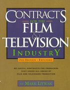 Contracts for the Film and Television Industry 2nd edition 9781879505469 1879505460