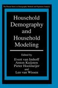 Household Demography and Household Modeling 1st edition 9780306451874 0306451875
