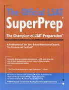 The Official LSAT SuperPrep 2007th Edition 9780979305061 0979305063