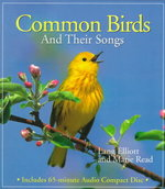 Common Birds and Their Songs 1st Edition 9780395912386 0395912385