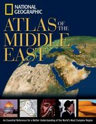 National Geographic Atlas of the Middle East 0 9780792250661 0792250664
