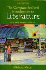 The Compact Bedford Introduction to Literature 8th edition 9780312469597 0312469594
