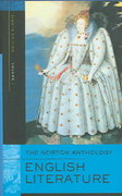 The Norton Anthology of English Literature 8th edition 9780393927139 039392713X