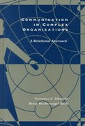 Communication in Complex Organizations 1st edition 9780155003170 0155003178