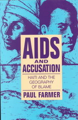 AIDS and Accusation 1st Edition 9780520083431 0520083431