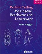 Pattern Cutting for Lingerie, Beachwear and Leisurewear 2nd edition 9781405118583 140511858X