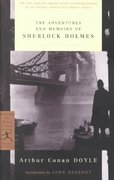 The Adventures and Memoirs of Sherlock Holmes 0 9780375760020 0375760024