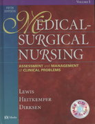 Medical-Surgical Nursing 5th edition 9780323010481 0323010482