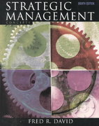 Strategic Management 8th edition 9780130879035 0130879037