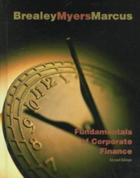 Fundamentals of Corporate Finance 2nd edition 9780070074866 0070074860
