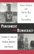 Punishment and Democracy 1st Edition 9780195171174 0195171179