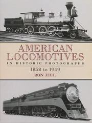 American Locomotives in Historic Photographs, 1858 to 1949 0 9780486273938 0486273938