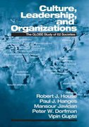 Culture, Leadership, and Organizations 3rd edition 9780761924012 0761924019