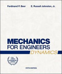 Mechanics for Engineers, Dynamics 5th Edition 9780072464771 0072464771