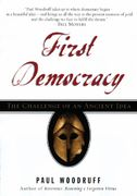 First Democracy 0 9780195304541 0195304543